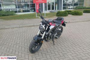 Honda CB - zobacz ofertę