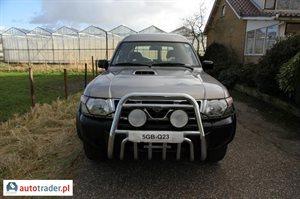 Nissan Patrol 3.0 2001 r. - zobacz ofertę