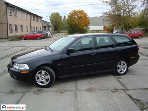 Volvo V40 1.8 2001 r. - zobacz ofertę