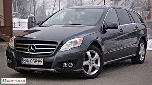 Mercedes R-klasa R 350 3.5 2011 r. - zobacz ofertę