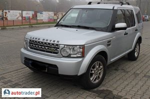 Land Rover Discovery 2.7 2010 r. - zobacz ofertę