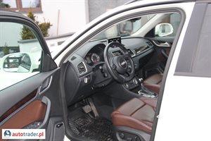 Audi Q3 2011 2 177 KM