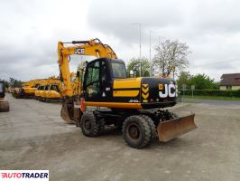 JCB JS 160 W 2010r.