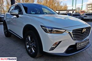 Mazda CX-3 2018 2.0 150 KM
