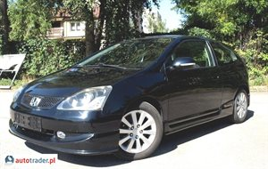 Honda Civic 2005 1.4 90 KM