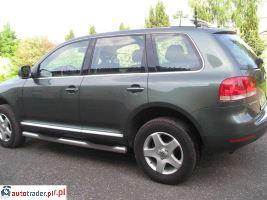 Volkswagen Touareg 2.5 2005r. - zobacz ofertę