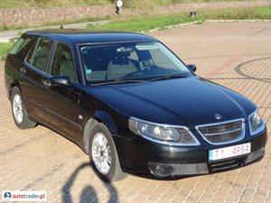 Saab 9-5 1.9 2006 r. - zobacz ofertę