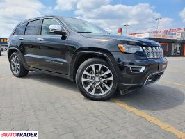 Jeep Grand Cherokee 2017 5.7 420 KM
