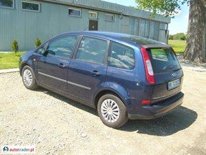 Ford C-MAX 1.8 2003 r.,   13 300 PLN