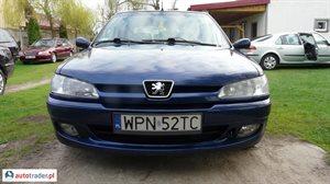 Peugeot 306 1.4 1999 r. - zobacz ofertę