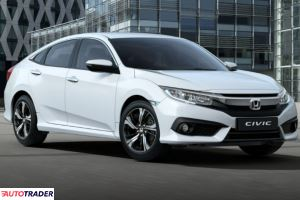 Honda Civic 2019 1.5 182 KM