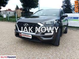 Hyundai Tucson 2019 1.6 131 KM