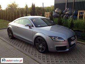 Audi TT 2.0 2008 r. - zobacz ofertę