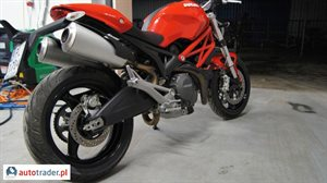 Ducati 620 2012