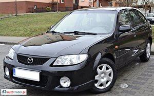 Mazda 323F, 1999r. - zobacz ofertę