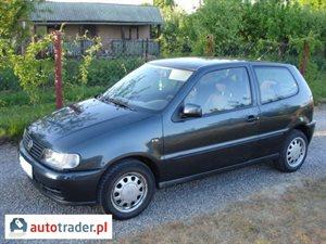 Volkswagen Polo 1.9 1999 r.,   5 300 PLN