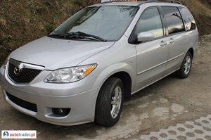 Mazda MPV 2.0 2004 r. - zobacz ofertę
