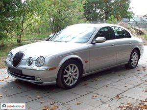 Jaguar S-Type 3.0 2003 r. - zobacz ofertę