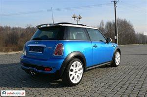 Mini Cooper 2007 1.6 174 KM