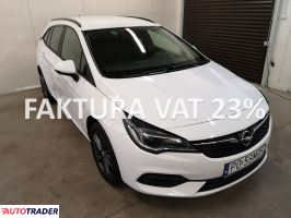 Opel Astra 2019 1.2 130 KM