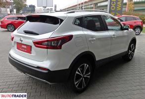 Nissan Qashqai 2017 1.6 163 KM