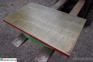 Stół traserski gładki 500x800 mm W-170 mm - zobacz ofertę