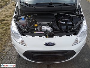 Ford Ka 2012 1.2 75 KM