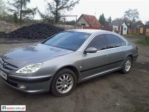 Peugeot 607 2.2 2004 r. - zobacz ofertę