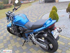 Suzuki Bandit 2006