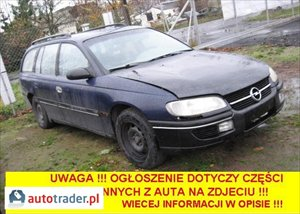 Opel Omega - zobacz ofertę