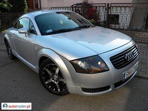 Audi TT 1.8 1998 r. - zobacz ofertę