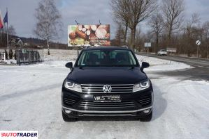 Volkswagen Touareg 2015 3.0 262 KM