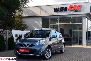 Nissan Micra 2015 1.2 80 KM