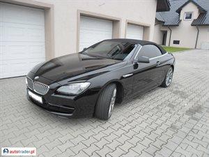 BMW 650 2012 4.4 450 KM