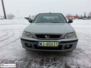 Honda Civic 1.4 1997 r.,   4 700 PLN
