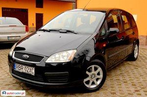 Ford C-MAX 1.6 2004 r.,   13 999 PLN
