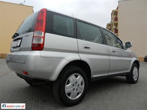 Honda HR-V 1.6 2000 r. - zobacz ofertę