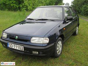 Skoda Felicia 1.3 1997 r. - zobacz ofertę