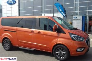 Ford Tourneo Custom 2019 2 130 KM