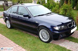 BMW 325 2.5 2003 r. - zobacz ofertę