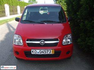 Opel Agila 1.0 2003 r. - zobacz ofertę