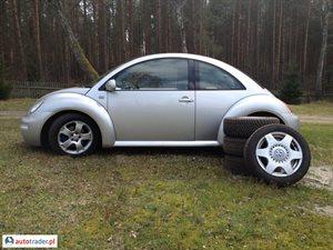 Volkswagen New Beetle, 2001r. - zobacz ofertę
