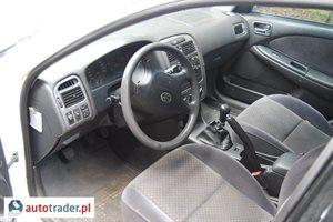 Toyota Avensis 2002 2.0 110 KM