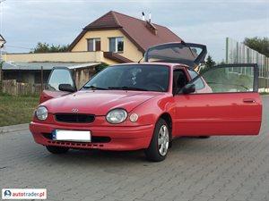 Toyota Corolla 1.3 1997 r. - zobacz ofertę