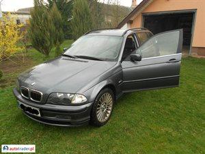 BMW 330 3.0 2000 r. - zobacz ofertę
