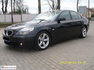 BMW 535 3.5 2005 r. - zobacz ofertę