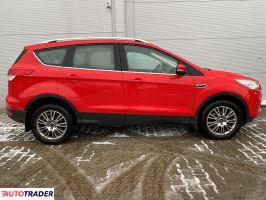 Ford Kuga 2014 1.6 182 KM