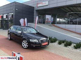 Audi A6 2005 3.0 224 KM