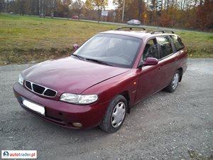 Daewoo Nubira 2.0 1999 r. - zobacz ofertę