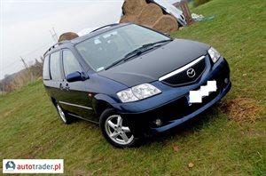 Mazda MPV 2.0 2003 r. - zobacz ofertę